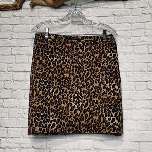 EAST 5TH Skirt Animal Print Size 22W